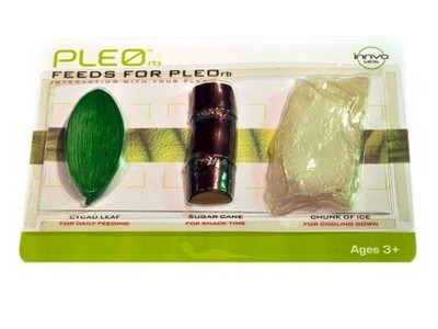 Pack nourriture Pleo Reborn