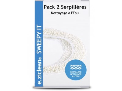 Pack Mops nettoyage à eau Sweepy IT