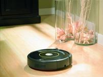 Roomba 650 fait attention aux décors