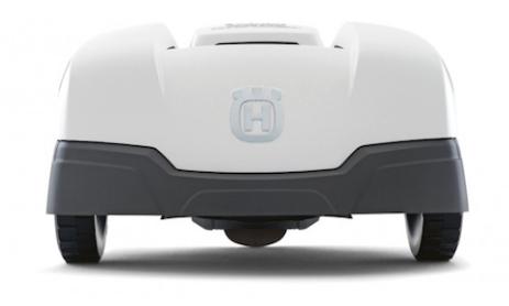 test husqvarna automower 305. Black Bedroom Furniture Sets. Home Design Ideas