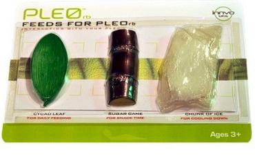 nourriture pleo pack 1