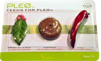 nourriture pléo reborn pack 2
