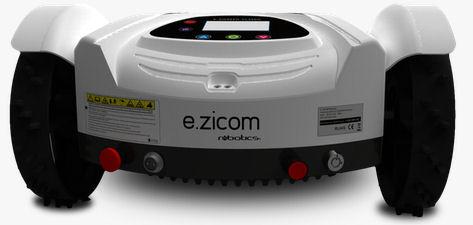 robot tondeuse e.zicom e.zigreen classic