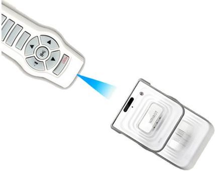 telecommande winbot 730