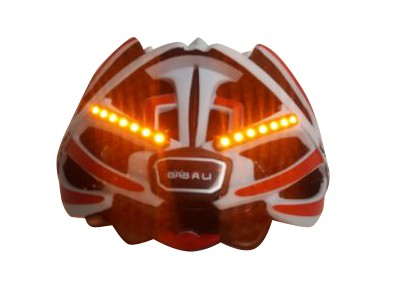 CASQUE DE VELO A LED   BABAALI