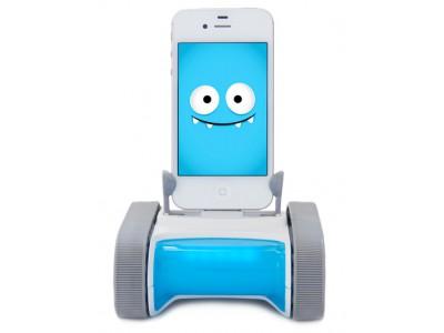 Romo le robot pour iPhone