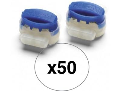 50 connecteurs de câble