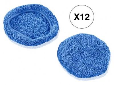 12 pads EZIclean® Hobot