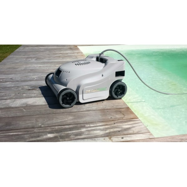 Filtration de piscine pompe filtre et robot de piscine for Avis robot piscine tiger shark