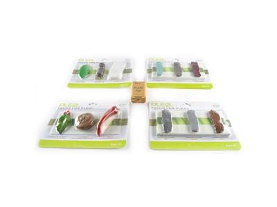 Quatre Paquets de Nourriture et Batterie de Remplacement pour PLEO rb le dinosaure