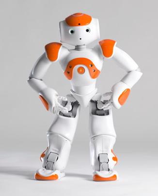 Nao le robot humanoide