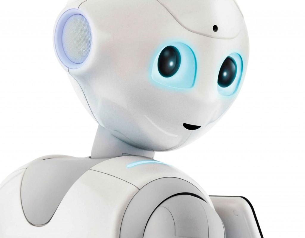 robot compagnon humanoïde pepper