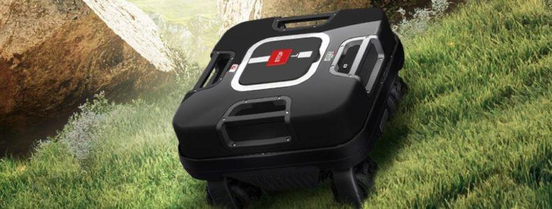tondeuse robot techline lq