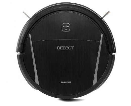 face robot aspirateur laveur deebotM85
