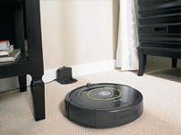 roomba 650 et son socle de charge