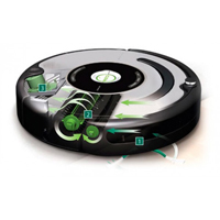 Système de brosses du Roomba 620