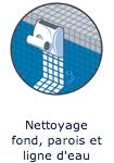 dolphin swash TC nettoyage