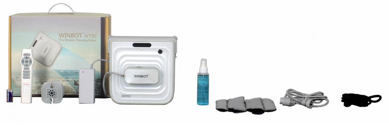robot laveur vitre ecovacs winbot 730