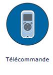 dolphin swash TC telecommande