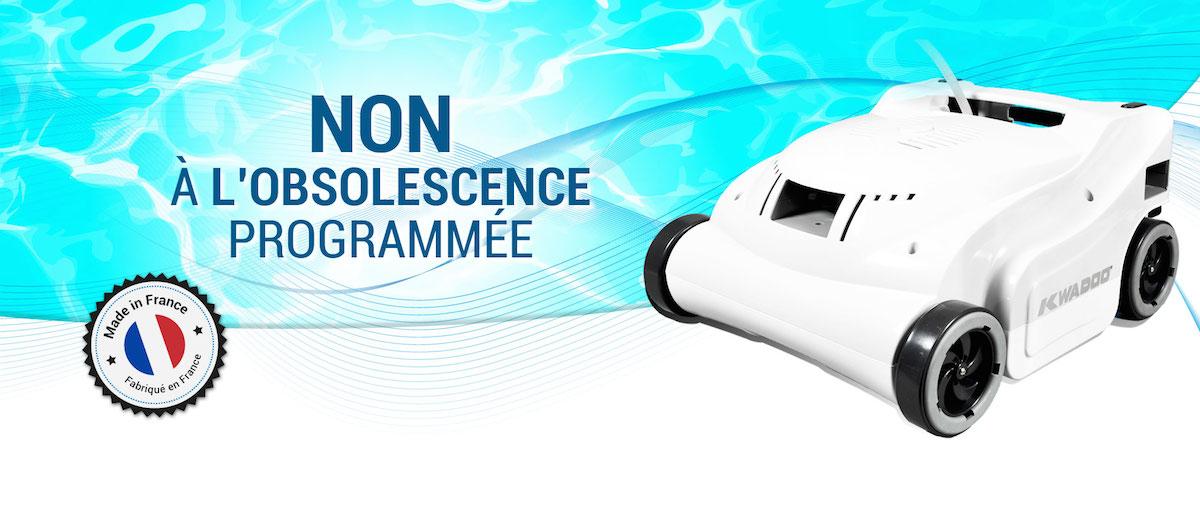 robot piscine électrique kwadoo france