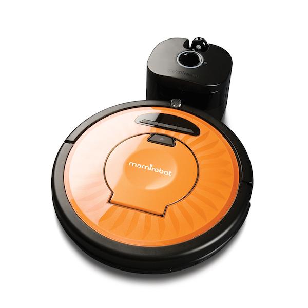 mamirobot KF5 orange