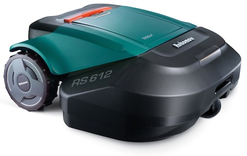 robot jardin robomow rs 612