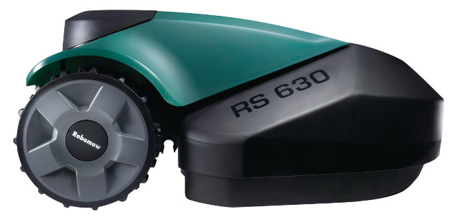 tondeuse robomow rs 630
